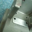 アルミ鋳物ロボット試作アーム118