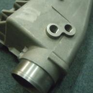 アルミ鋳物自動車試作部品132