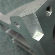 アルミ鋳物自動車試作部品139
