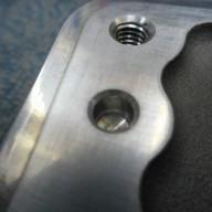 アルミ鋳物自動車試作部品172